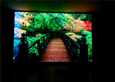 Pequeña echada HD a todo color LED TV, multicolor LED HD lleno TV del pixel de Adversiting
