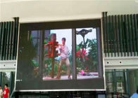 Waterproof P8 Outdoor Full Color LED Display Board Programming With Meanwell Power Supply