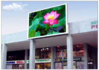 Pantalla LED al aire libre 1800cd/m2, cartelera de P4.81 SMD del vídeo del alto brillo LED