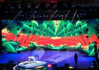 P4 Rental LED Display , Indoor Advertising LED Display Screen Fixed Install 2000 Nits